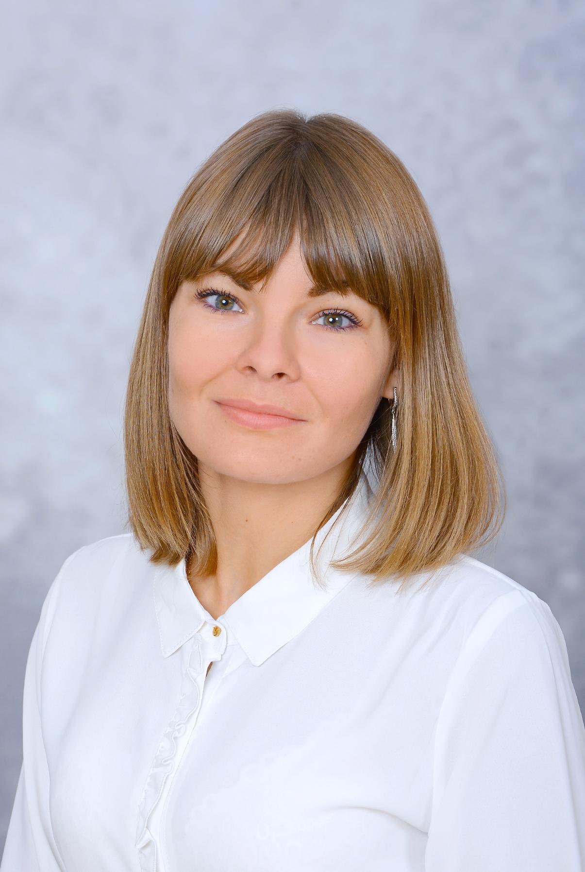 Учитель начальных классов, Лунчук Екатерина Витальевна