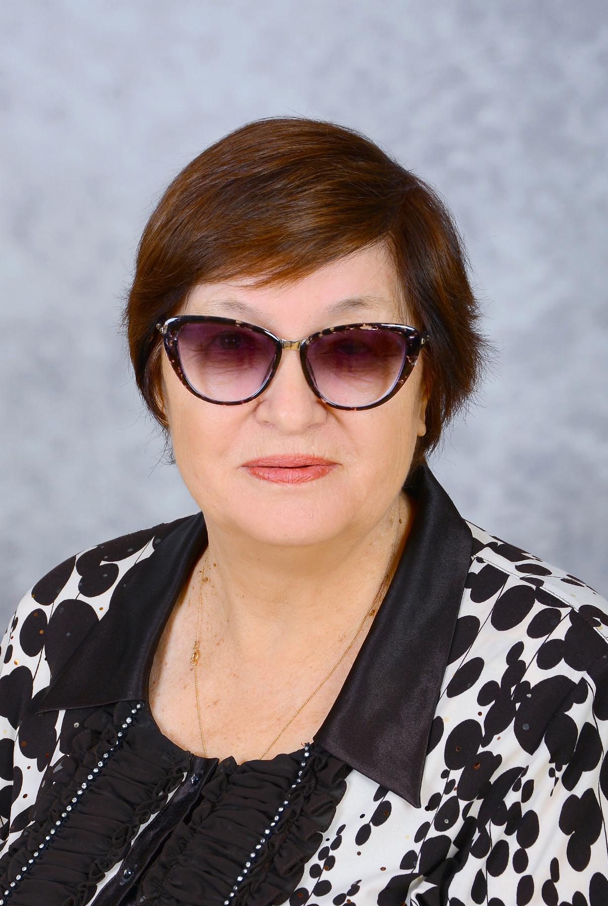 Учитель математики, Кутакова Любовь Львовна